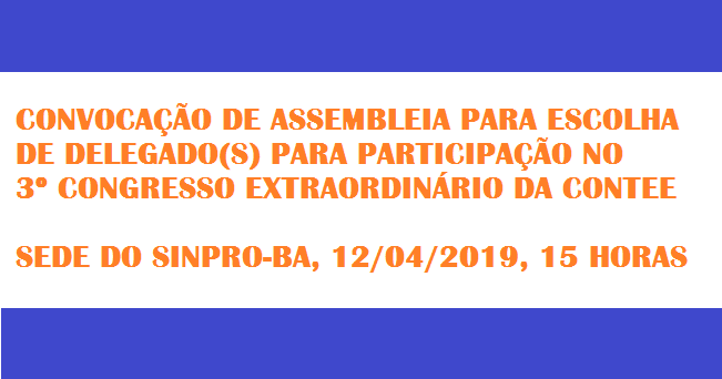 Assembleia_3º_Congresso_Extraordinário-CONTEE